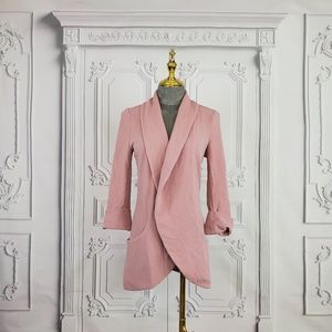 FrenchMauve Blazer Size XS, Color Pink-- NWOT$98